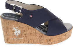 U.S. Polo Assn. Theba Blue