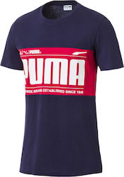 Puma Graphic Logo Block Tee 577126-06