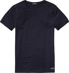 Scotch & Soda Raglan 136462-0002 Navy
