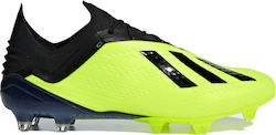 Adidas X 18.1 Firm Ground Cleats DB2251