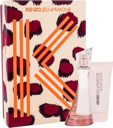 Kenzo Jeu D Amour Edt 30ml + Body Lotion 50ml