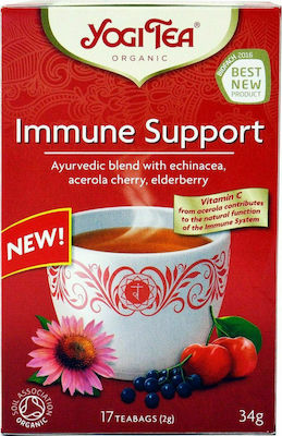 Yogi Tea Immune Support 17 Φακελάκια