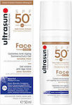 Ultrasun Professional Protection Anti-age Tinted Honey SPF50 50ml