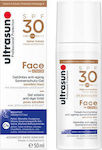 Ultrasun Professional Protection Face Tan Activator SPF30 50ml