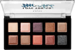 Nyx Professional Makeup Love You So Mochi Eyeshadow Palette Sleek And Chic