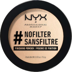 Nyx Professional Makeup Nofilter Finishing Powder Porcelain 9.6gr