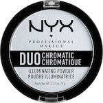 Nyx Professional Makeup Duo Chromatic Illuminating Powder Twilight Tint 6gr