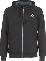 Converse Star Chevron Embroidered FZ Hoodie 10008813-A01
