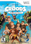The Croods: Prehistoric Party! Wii