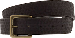 PEPE JEANS M E3 DEMAN BELT - PM020864-999 BLACK