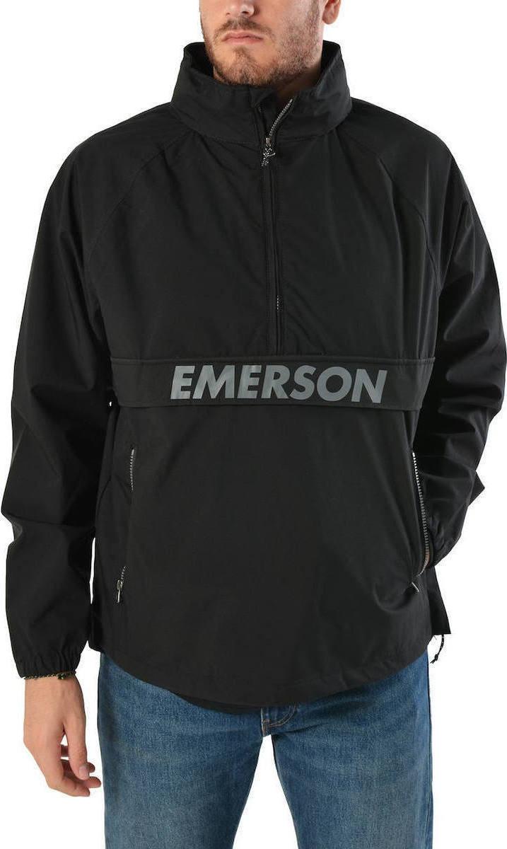 fdd67eca27a9 Emerson Softshell Μαύρο Μπουφάν Pullover 182.EM10.50 - Skroutz.gr