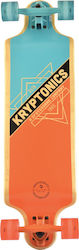 "Kryptonics 32"" Drop Down Longboard Triangles"