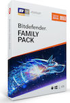 BitDefender Family Pack 2019 (Unlimited Licences , 1 Year)