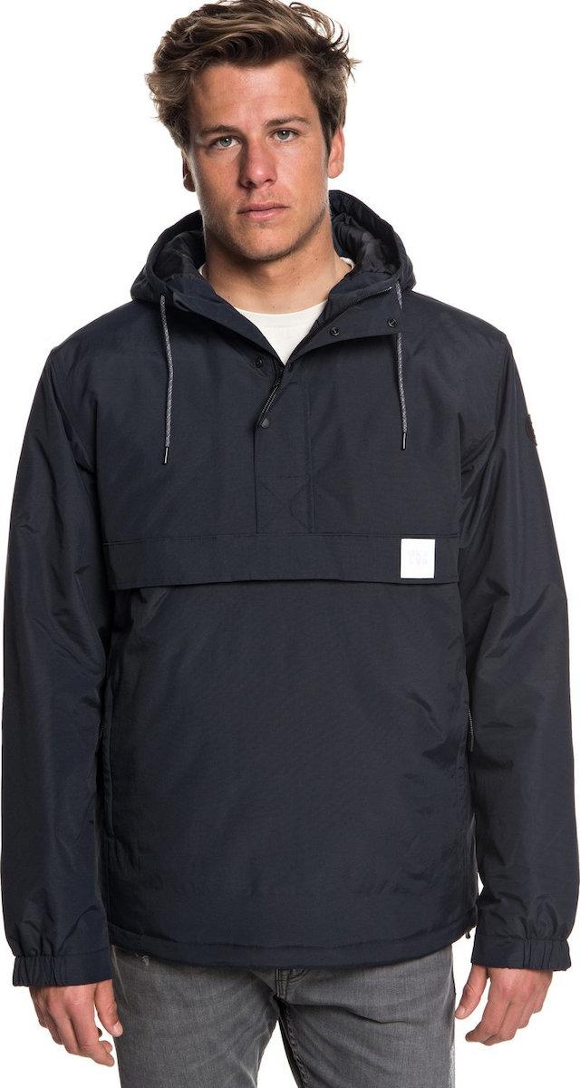 Quiksilver Softshell Αδιάβροχο Tazawa Με Κουκούλα Μαύρο - Skroutz.gr 809e434a72e