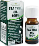Natures Aid Tea Tree Oil 100% 10ml