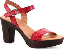 Eva Frutos 5890 Red