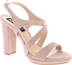 IQ Shoes 1032 Nude