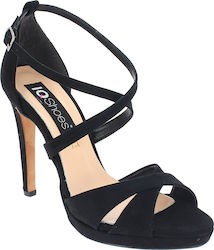 IQ Shoes 1900 Black