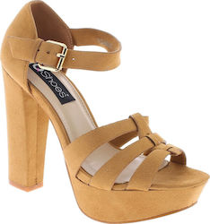 IQ Shoes 5H5647 Camel