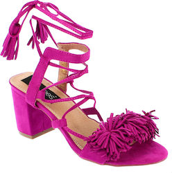 IQ Shoes 17077 Fuxia
