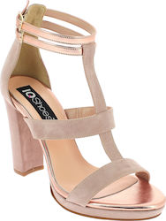 IQ Shoes 1090 Beige