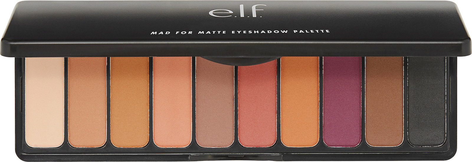 ELF COSMETICS Mad for Matte Eyeshadow Palette » Info