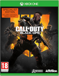 Call of Duty: Black Ops 4 (Specialist Edition) XBOX ONE
