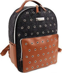 Doca 14092 Black / Brown