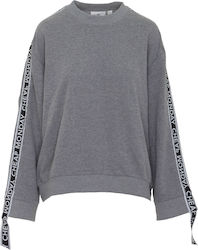 CHEAP MONDAY W FURTHER SWEATERS - 0573742-GREY MELANGE GREY