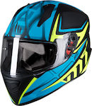 MT Stinger Acero Mat Blue