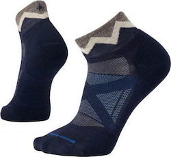 ΚΑΛΤΣΕΣ SMARTWOOL PhD Outdoor Approach Mini Socks Unisex Deep Navy