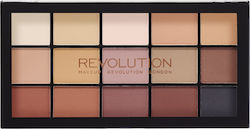 Revolution Beauty Re-Loaded Palette Basic Mattes