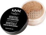 Nyx Professional Makeup Mineral Finishing Powder Medium Dark 8gr