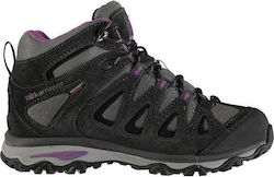 Karrimor Border Mid 186007 Charcoal/Purple