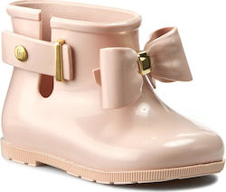 Γαλότσες MELISSA - Mini Melissa Sugar Rain Bow Bb 31815 Light Pink 01276