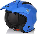 Acerbis Jet Aria Blue Light