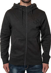 Chrosshatch Brombin Full Zip Hoodie M ( MT2E111668-BLK )