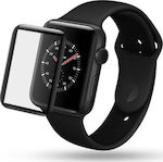 OEM IMAK Pro+ Full Cover Tempered Glass Black (Apple Watch 42mm)