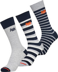 D1 City Sock Triple Pack MULTI COLOR (SD0ACM31003OR0000000.TY7)