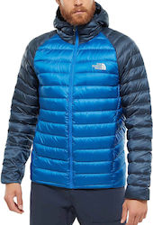 The North Face Men's Trevail Jacket T939N41SK - TURKISH SEA/URB