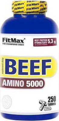 FitMax Beef Amino 5000 250 ταμπλέτες