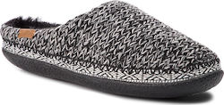 Παντόφλες TOMS - Ivy 10010877 Black/White