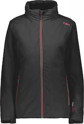 CMP Zip Hood 3 in 1 Jacket 38Z1906D-U423