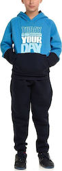 DANSPORT KIDS TRACKSUIT TWO COLOR ST.TODAY (15072-19)