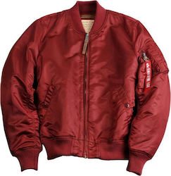 Alpha Industries VF 59 Burgundy