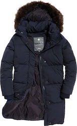 Superdry Cocoon Dark Blue