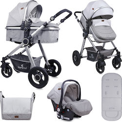 Lorelli Bertoni Alexa Set 3 in 1 10021291838 Grey