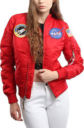Alpha Industries VF Red