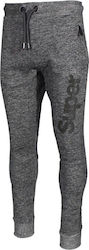 Superdry Time Trial Angled Pkt Jogger Grey