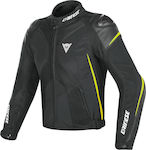 Dainese Super Rider D-Dry Black/Black/Fluo-Yellow